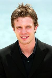 Luke Mably at the photocall of