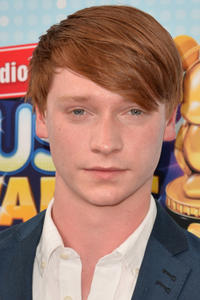 Calum Worthy at the 2013 Radio Disney Music Awards in California.