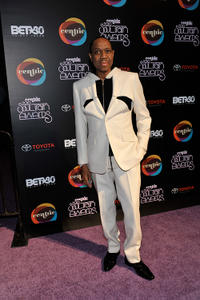 Freddie Jackson at the 2010 Soul Train Awards in Atlanta.