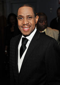 Freddie Jackson at the 2011 Living Legends Foundation Honors in New York.