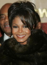 Janet Jackson at the One Hundred Black Men 25th Annual Benefit Gala in New York City.