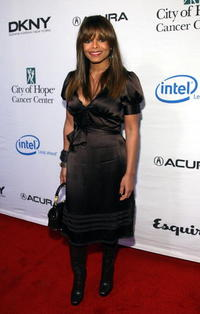 Janet Jackson at the Songs of Hope IV in Los Angeles, California.