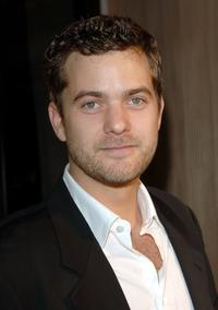 Joshua Jackson at the Hollywood Film Festival 10th Annual Hollywood Awards Gala Ceremony.
