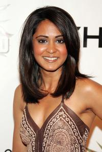 Parminder K. Nagra at the 2nd Annual Hot In Hollywood event.