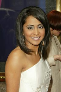 Parminder K. Nagra at the NBC Primetime Preview.