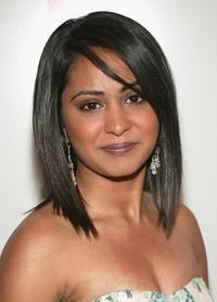 Parminder K. Nagra at the premiere of