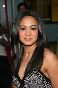 Parminder K. Nagra at the screening of