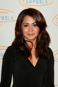 Parminder Nagra at the Lupus LA's 2008 Orange Ball.