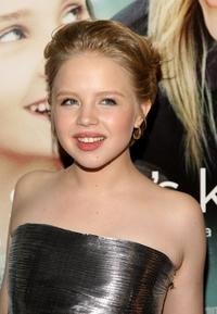 Sofia Vassilieva at the premiere of