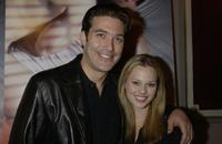Craig Bierko and Kate Levering at the preview of