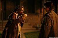Samuel L. Jackson and Josh Hartnett in