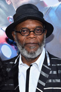 Samuel L. Jackson at the California world premiere of