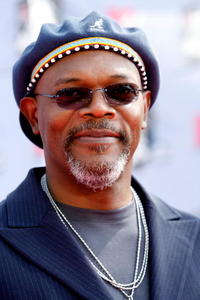 Samuel L. Jackson at the 2007 MTV Movie Awards.