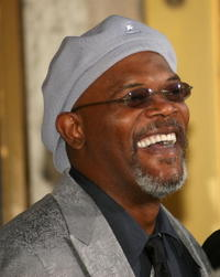 Samuel L. Jackson at the