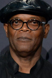 Samuel L. Jackson at the 2013 MTV Movie Awards in Culver City, California.