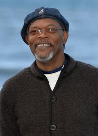 Samuel L. Jackson at a photocall for