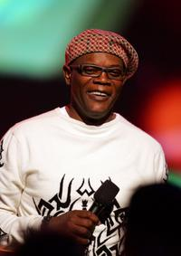 Samuel L. Jackson at the 2007
