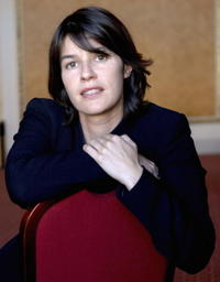 Irene Jacob at the 53rd San Sebastian International Film Festival after presenting