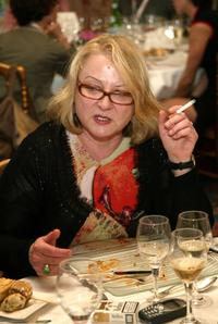 Josiane Balasko at the the Cinema and Gastronomie Luncheon during the 57th International Cannes Film Festival.