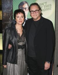 Anna Maria Monticelli and Steve Jacobs at the Launch Of The Sydney Film Festival 2009.