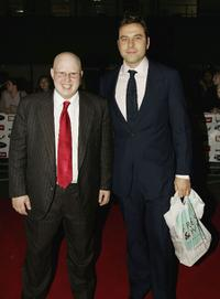 Matt Lucas and David Walliams at the Daily Mirror's Pride of Britain Awards.