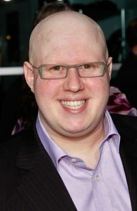 Matt Lucas at the premiere of