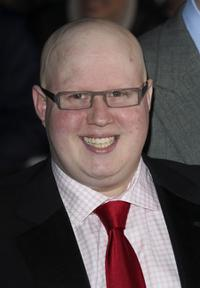 Matt Lucas at the Pride of Britain Awards 2007.
