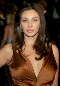 Lisa Ray at the 2007 Vanity Fair Oscar Party.