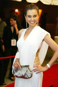 Lisa Ray at the screening of