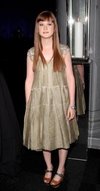 Bonnie Wright at the after party of the European premiere of