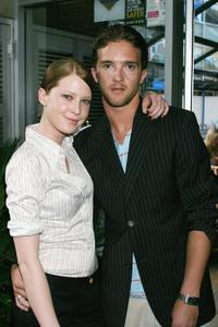 Emma Booth and Tim Draxl at the Australian premiere of