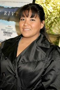 Misty Upham at the AFI Awards 2008.