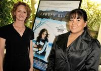 Melissa Leo and Misty Upham at the AFI Awards 2008.