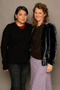Misty Upham and Melissa Leo at the AFI Awards 2008 presentation.