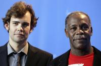 Rossif Sutherland, Laura Regan and Danny Glover at the photocall of