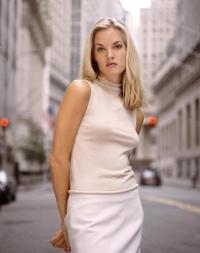Bridgette Wilson-Sampras at the portrait session of the new television series