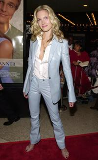 Bridgette Wilson-Sampras at the premiere of