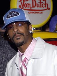 Katt Williams at the Dennis Rodman's 43rd Birthday Party.