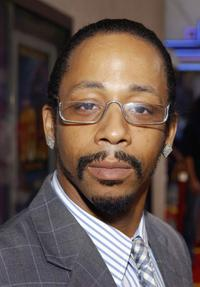 Katt Williams at the premiere screening of
