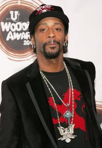 Katt Williams at the MTVU Woodie Awards 2006.
