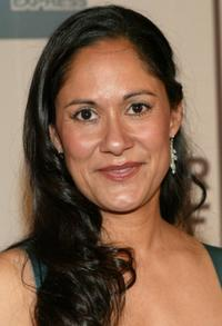 Sakina Jaffrey at the screening of