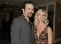 Ricardo Chavira and Kari Matchett at the MMPA's 13th Annual Diversity Awards.