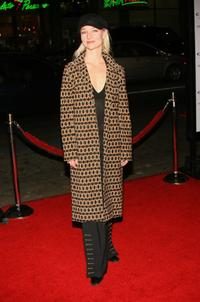 Kari Matchett at the premiere of