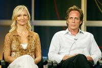Kari Matchett and William Fichtner at the ABC 2005 Television Critics Association Summer Press Tour.