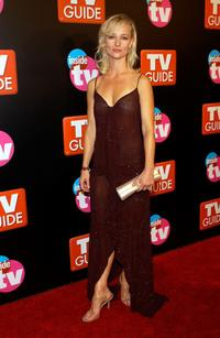 Kari Matchett at the TV Guide & Inside TV 2005 Emmy after party.
