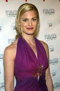 Brooke D'Orsay at the 2005 DVD Exclusive Awards.