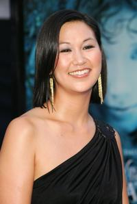 Cindy Cheung at the premiere of