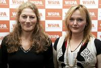 Geraldine James and Miranda Richardson at the