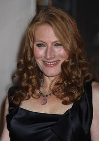 Geraldine James at the world premiere of