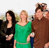 Asia Argento, Kim Gordon and Director Gus Van Sant at the photocall of